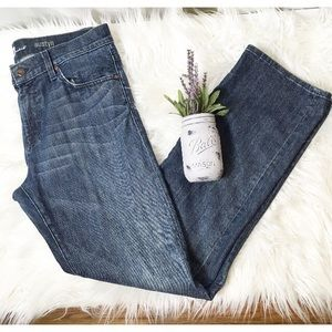 7 For All Mankind Austyn Relaxed Straight Leg 34
